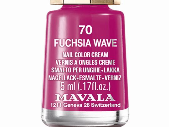Fuchsia Wave