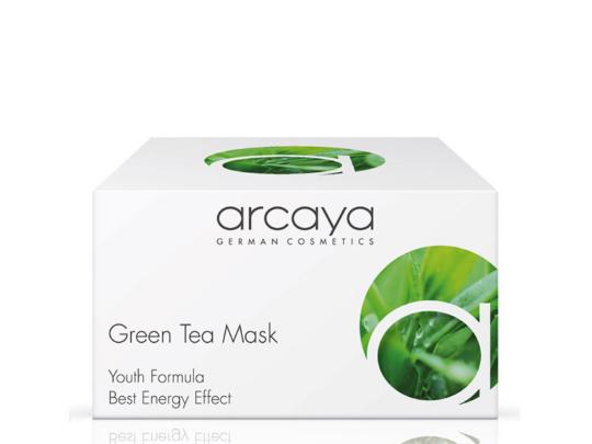 Green Tea Mask arcaya