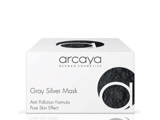 Gray Silver Mask arcaya