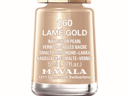 Lamé Gold