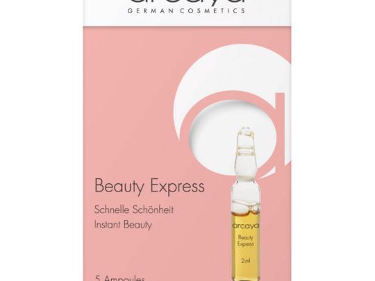 Beauty Express Ampulle arcaya