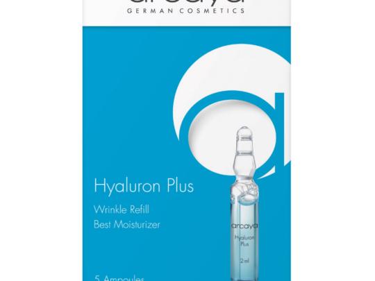 Hyaluron Plus Wirkstoffampullen von arcaya