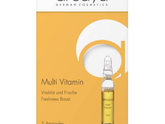 Multi Vitamin Ampulle von arcaya