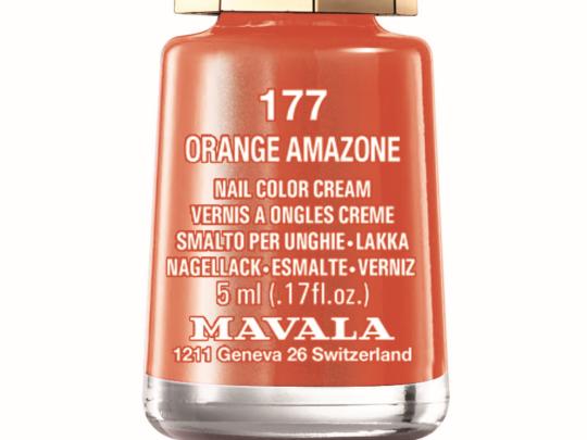 Orange Amazone