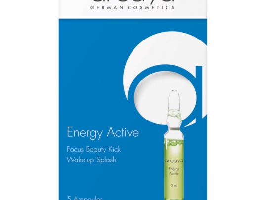 Energy Active Ampulle von arcaya