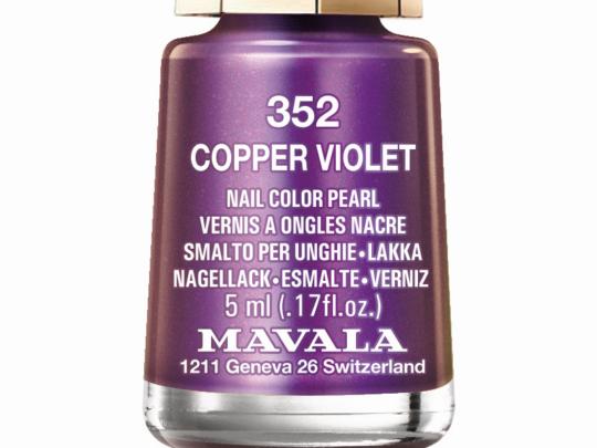 Copper Violet