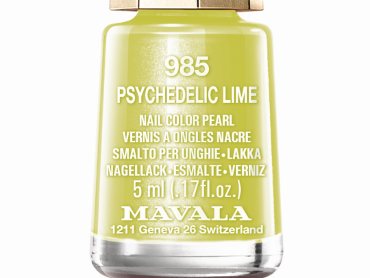 Psychedelic Lime
