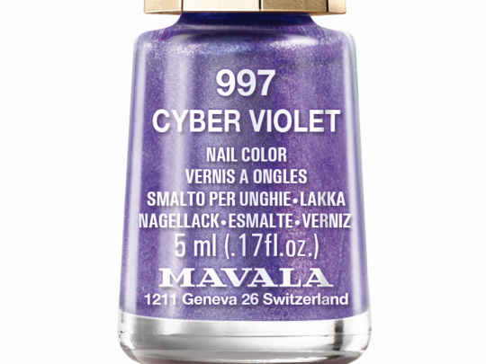 Cyber Violet