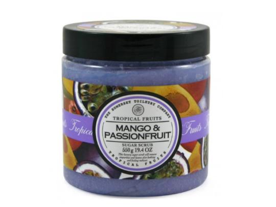 Körperpeeling Mango & Passionsfrucht
